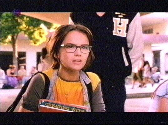 rachel leigh cook she's all that glasses
