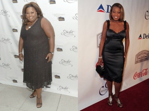 star jones fat skinny