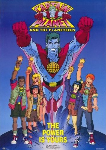 you'll pay for this captain planet!!!